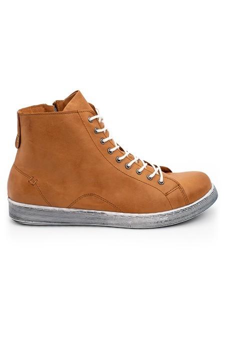 sports shoes dc70c 9e86d Sneaker Damen - CATALINA - cognac, weiß