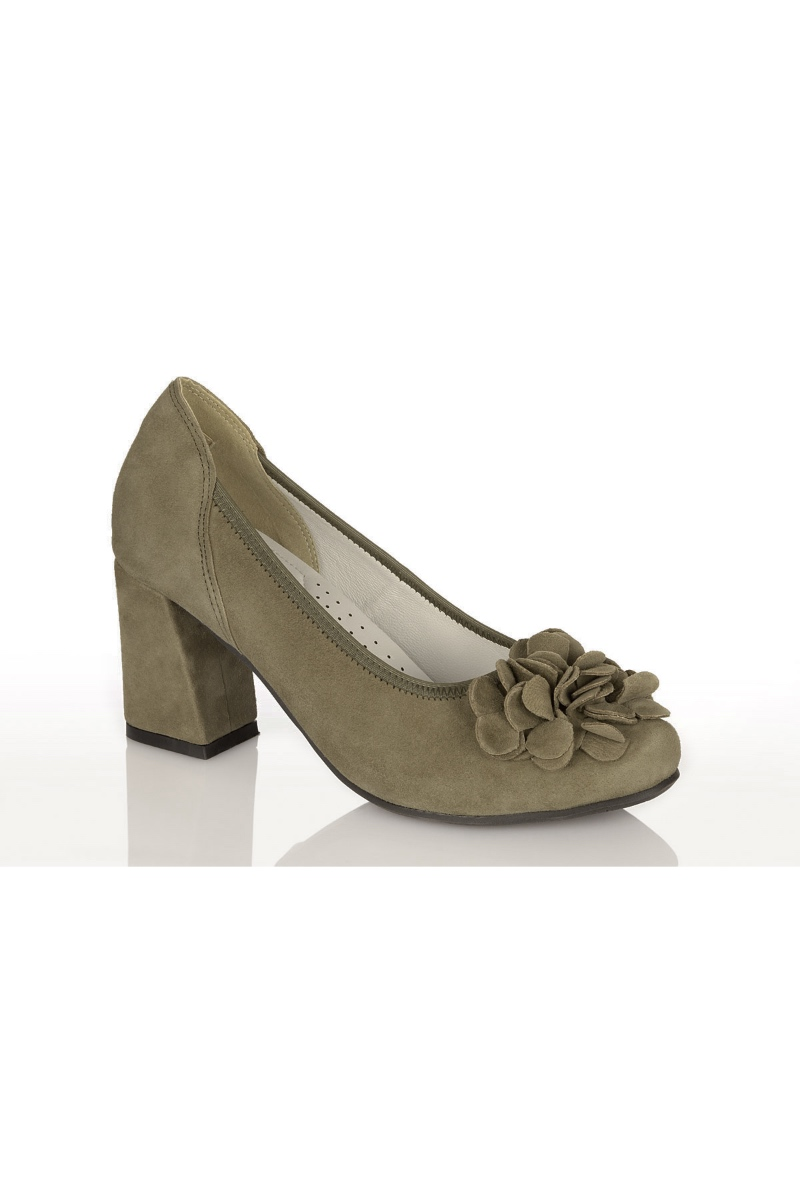 Ermäßigung Hirschkogel Schuhe Halbschuhe Ballerinas Echt