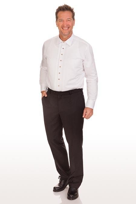 Klotz Trachten Anzugshose - ENRICO - anthrazit online kaufen ... 2348077c61