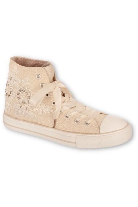 Sneaker Damen BETHANY ecru