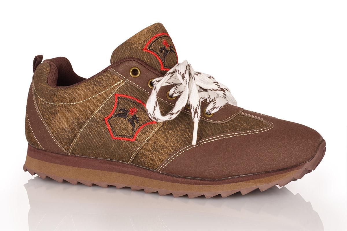 Maddox Trachten Herren Leder Sneaker