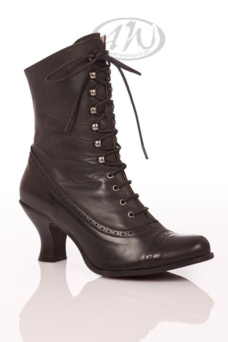 2c3fe8253263f6 Produktabbildung Original Stockerpoint Trachten Damen Stiefel - 4490 -  schwarz