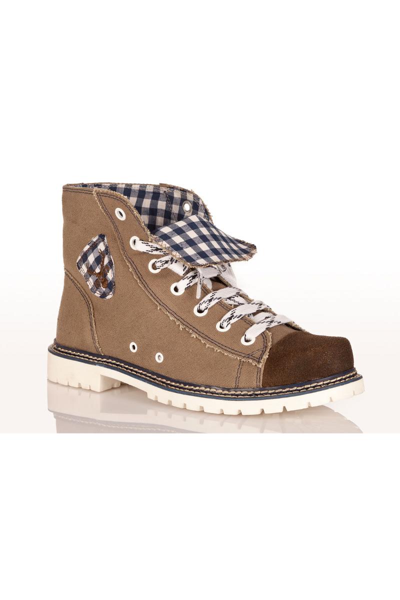 781781d0163b Trachten Herren Sneaker - JACK - helloliv ruß d-blau