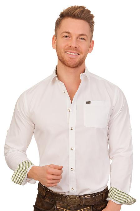 6ef7f78157faca Trachtenhemd langarm Herren I Trachtenmode Marken-Shop