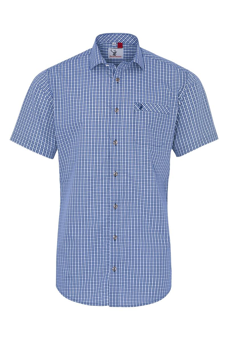 rot Spieth /& Wensky Trachtenhemd KANU blau