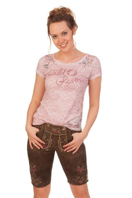 S bis 2XL T-Shirt Nur wo Hilke drauf steht ist auch Hilke drin schwarz Damen Gr