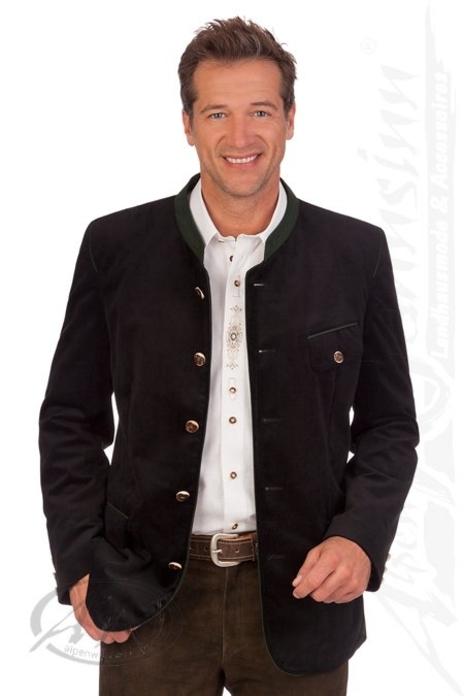 Orbis Trachten Weste - HEINRICH - blau, tanne online kaufen 8d2c9831aa